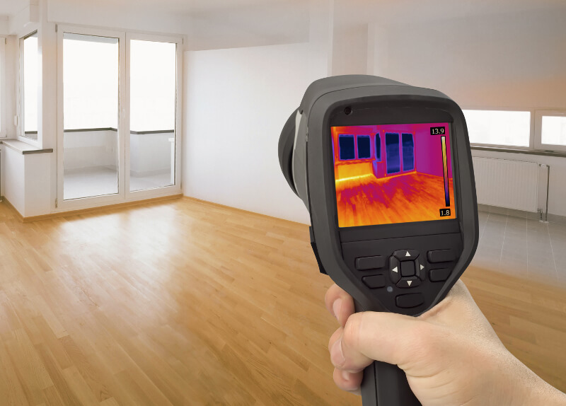 thermal imaging oasis home inspections
