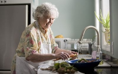 Aging in Place: Remodeling for the Elderly