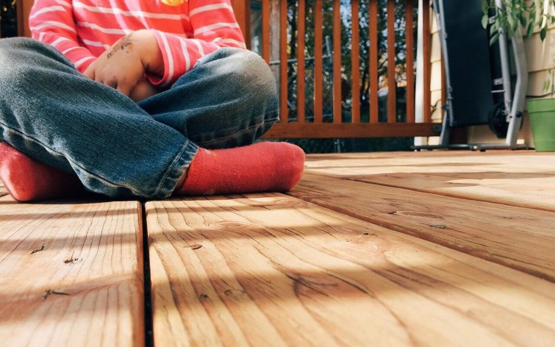 make your deck safe